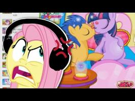 Fluttershy plays Weird Pony Games ???? | ALWAYS TWILIGHT. | Part 7