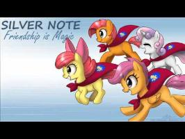 Silver Note - Friendship is Magic VIP