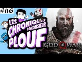GOD OF WAR (Critique) - Chroniques de Monsieur Plouf #116