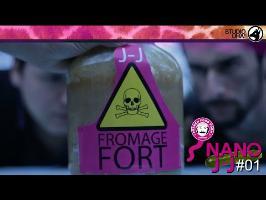 Nano J-J #01 - Partager un fromage fort