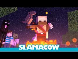 Skeleton Encounter - Minecraft Animation - Slamacow
