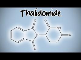 Une Histoire de Molécules - Le Thalidomide
