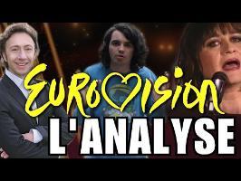 EUROVISION : L'ANALYSE de MisterJDay (♪38)