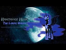 Jyc Row - Nightmare Moon, the Lunar Queen