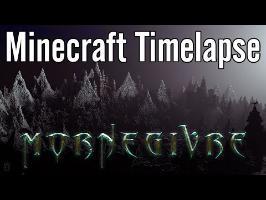 Minecraft Timelapse - Mornegivre, City of Night