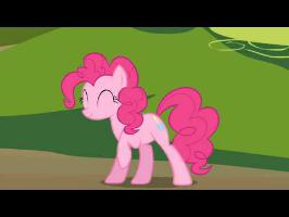 Pinkie Pie makes Fluttershy take the Ice Bucket Challenge