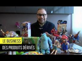 Le business des produits dérivés