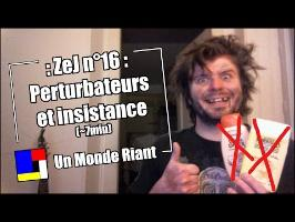 Zététique et Journalisme - 16 - Perturbateurs et insistance