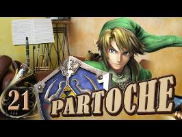 Partoche 21 - The legend of Zelda - Overworld