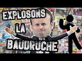 Présidentielle 2017 : Explosons la baudruche En Marche !