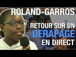 AGRESSION SEXUELLE À ROLAND-GARROS : LES JOURNALISTES ÉTAIENT MORTS DE RIRE