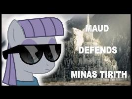 Maud Defends Minas Tirith