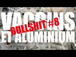 VACCINS: L'ALUMINIUM, C'EST DANGEREUX ?