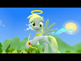 Derpy the Cupid
