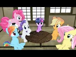 【マイリトルポニー】 ポニ松さん~PONIMATSUSAN~ 【My Little Pony】