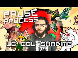PAUSE PROCESS #12 Le Cel Shading