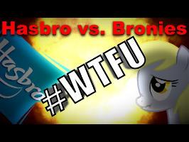 #WTFU: Hasbro vs. Bronies - Email from Hasbro