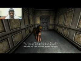 Let's Play The Small Horse II: The Abuse(Amnesia Custom Story) Part A: Pointless Endeavor(facecam)