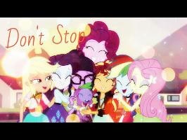 [Collab] Don't Stop [PMV]