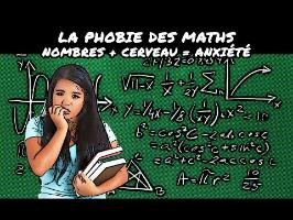 La phobie des maths