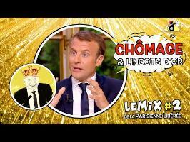Le Mix de la Parisienne Libérée: «Chômage et lingots d'or»
