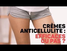 Les crèmes anticellulite sont-elles vraiment efficaces ?