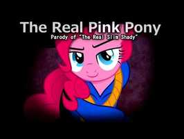 The Real Pink Pony - Eminem Parody [Pinkie Covers]