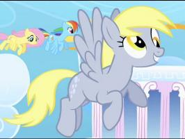 Compilation of all Derpy MLP: FIM Moments.