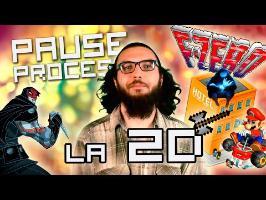 PAUSE PROCESS #14 La 2D