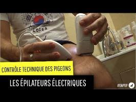Contrôle technique: l'épilateur électrique