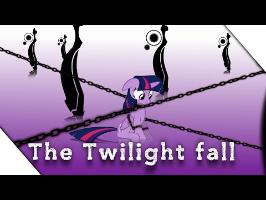 PMV The Twilight Sparkle fall animation