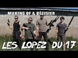 Shotgun Blues ( bêtisier et making-off ) - ft. Caljbeut & Code RNO