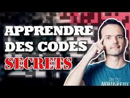 Apprendre le morse et d'autres codes secrets - Vlogmas 4
