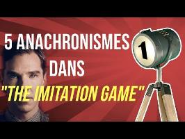 5 anachronismes dans #1 : Imitation Game