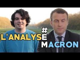 MACRON, SES VIDÉOS JEUNES ET DYNAMIQUES : L'ANALYSE de MisterJDay