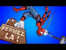10 ratages de Spider-Man Homecoming - FERMEZ LA