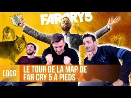 LQCG - Combien de temps pour le tour de la map de Far Cry 5 ?