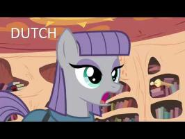 [Mulitlanguage] My Little Pony | Maud Pie Rock Poem [HD]