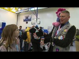 'My Little Pony' Loved By Young Girls, 'Bronies'