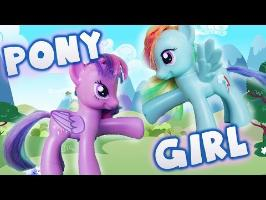 I'm a Pony Girl Toy Version | Alice LPS