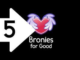 5 Acts of Brony Charity