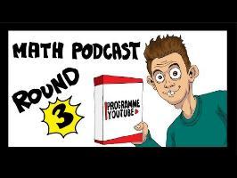 Math Podcast round 3 - Caljbeut