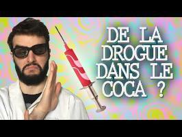 IL Y A DE LA DROGUE DANS LE COCA ? Vrai ou Faux #15