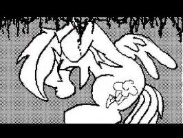[Animation] Factory of Rainbows Flipnote (Marianas Trench)