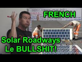 EEVblog #850 - French Wattway Solar Roadways BUSTED!