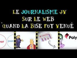 Le journalisme Jeu Vidéo : Quand la bise fut venue [2min pour convaincre]