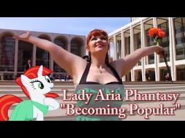 Lady Aria Phantasy Becoming Popular