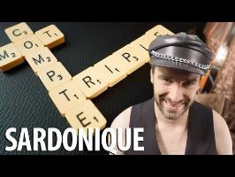 Sardonique - Mot Compte Triple
