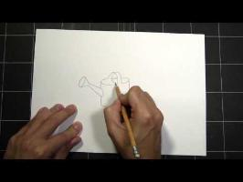 Un dessin hyper-réaliste avec juste un crayon à papier