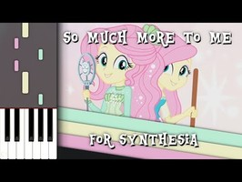 MLP:EQG - So Much More to Me